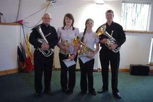 McAtee Quartet